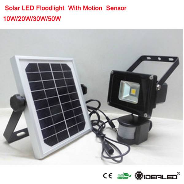 solar flood light 5w