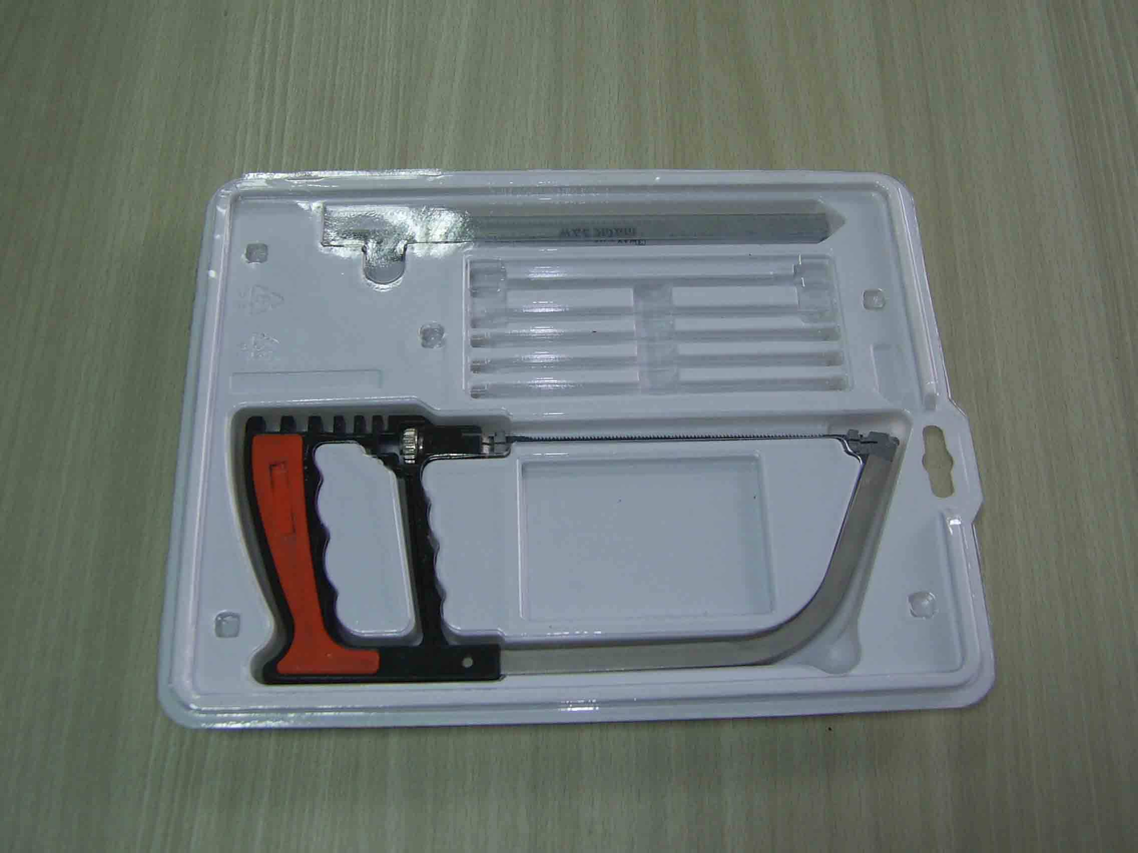 Hardware Plastic Package Tray