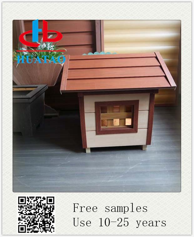 Fantastic WPC Pet House