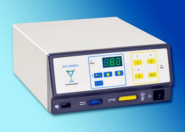 Radio Frequency Endoscope Spine Surgery Cautery Unit