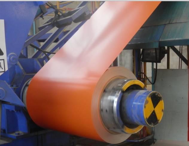 ppgi steel coil/ ppgi in coil.