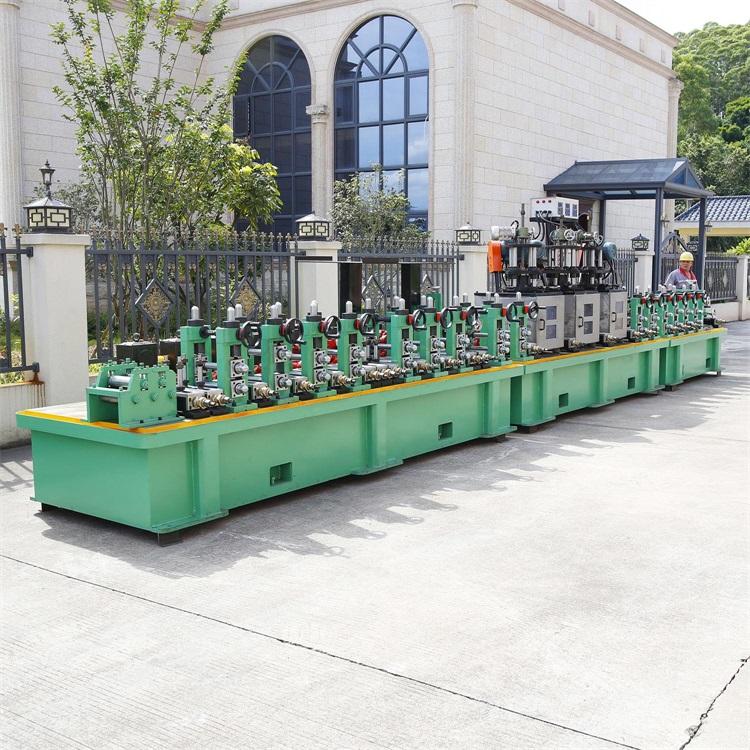 Pipe making machine Tube mill Polishing machine