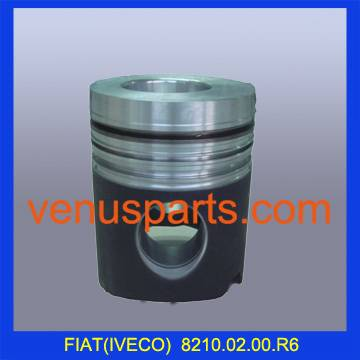 fiat diesel engines piston 8210.02.00.R6