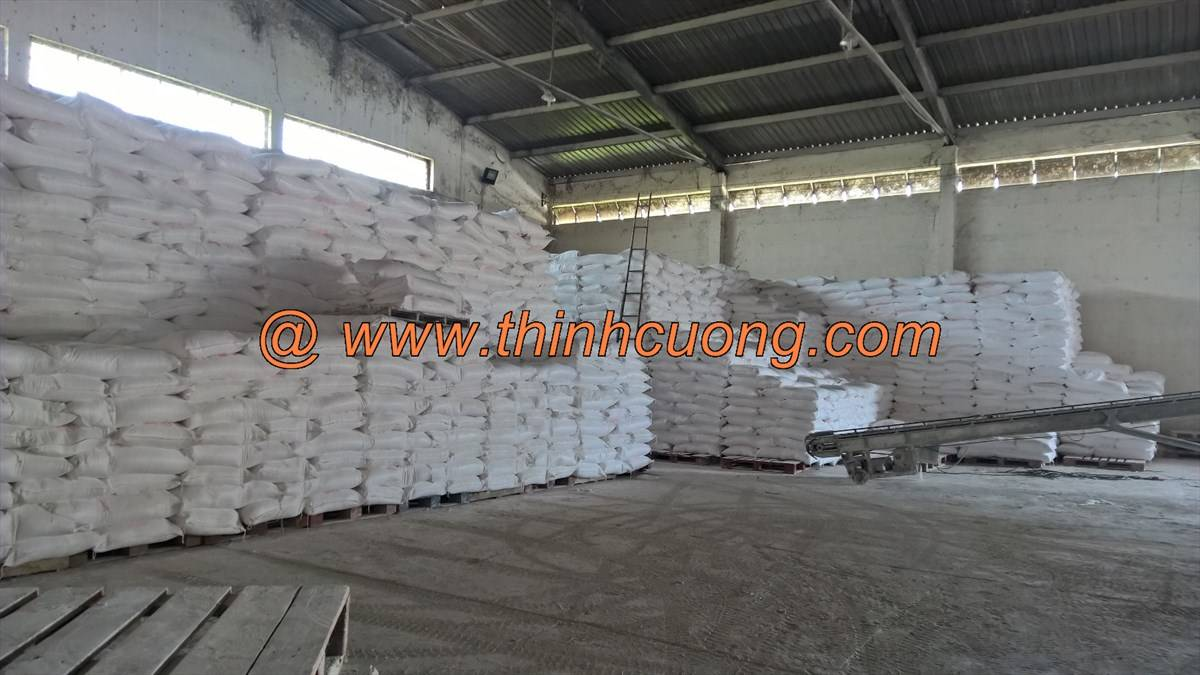 Native tapioca flour starch