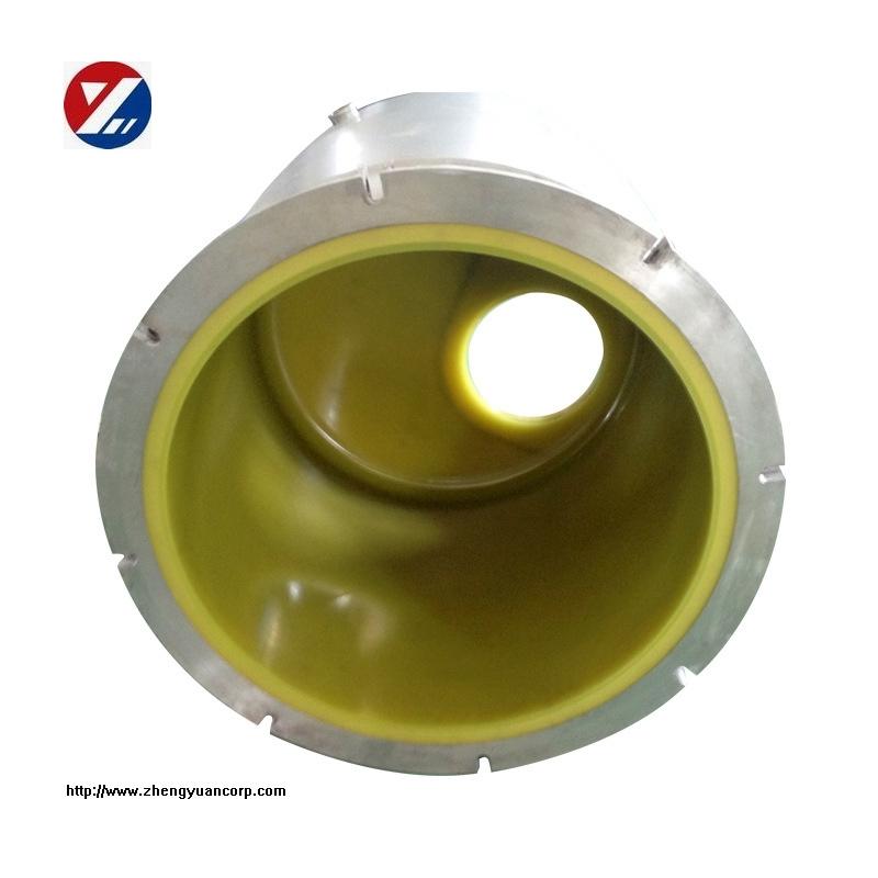 polyurethane coated pipe