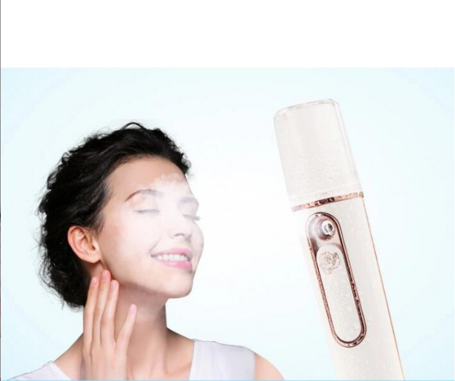Trend 2019 cheapest price nano mini facial steamer vaporizer for home use