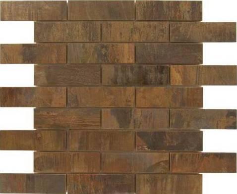 Metal tile /Antique copper tile