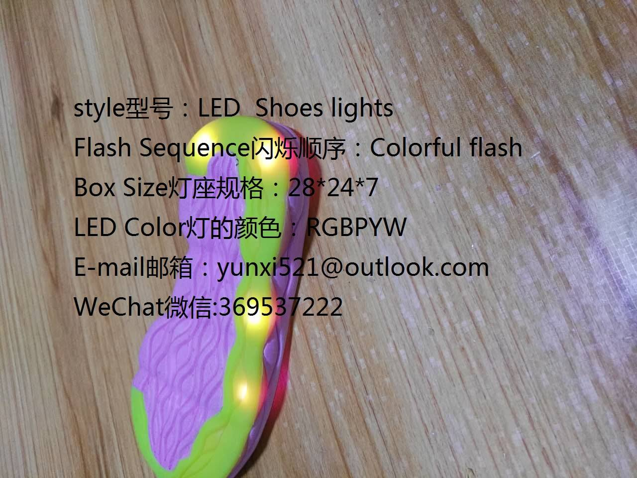 LED SHOES LIGHTS