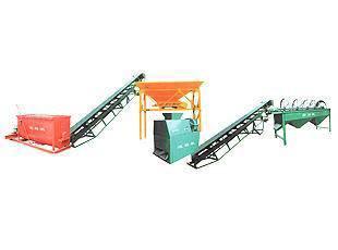 Dry Compound Fertilizer Production Line