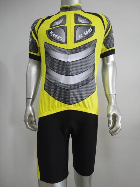 high-grade cycling jersey