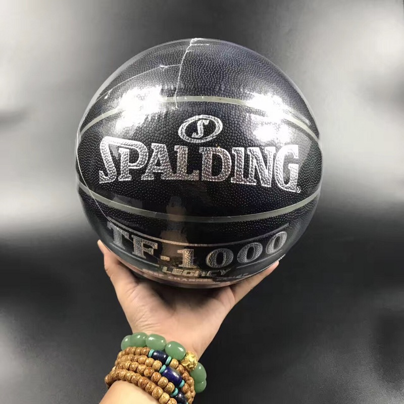 Brand New Spalding TF-1000 basketball size7 leather basketball indoor and outdoor basketball