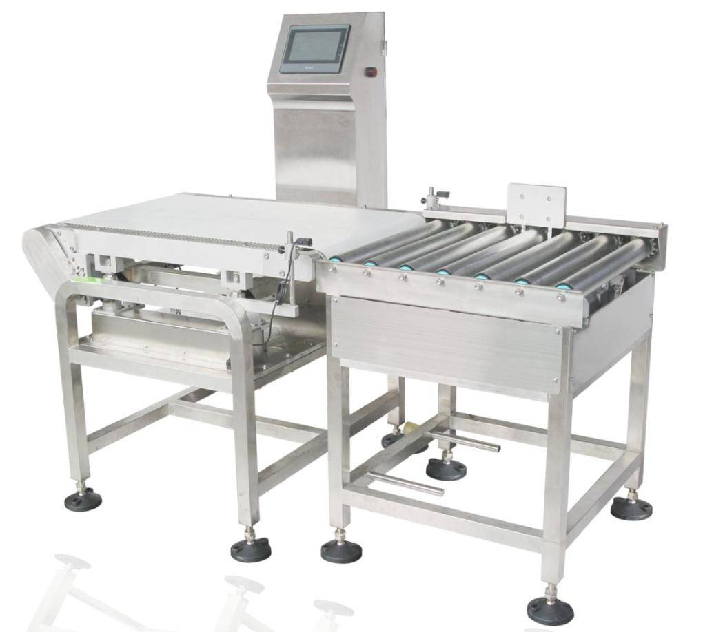 automatic check weigher,checkweigher machine,dynamic check weigher,high speed check weigher