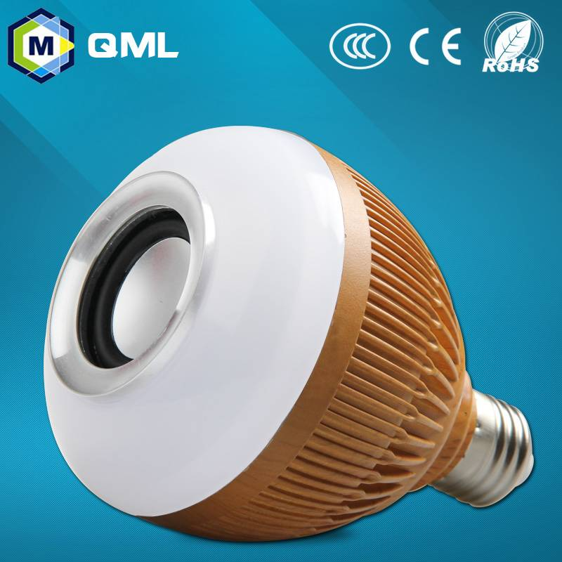 APP function led speaker bulbs AC85-265V