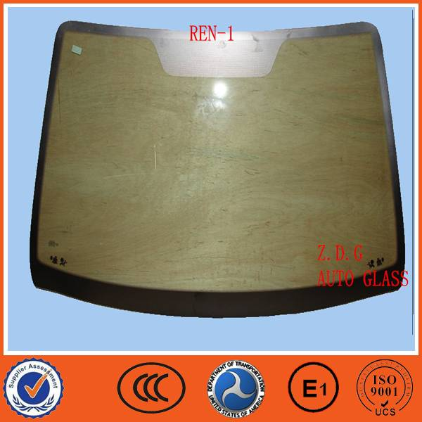 car windshields with CCC DOT ECE