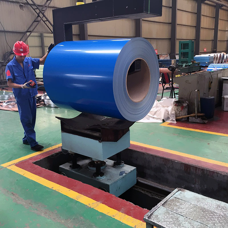 PE Prepainted Galvanized Steel Coil for Sandwich Wall Panel