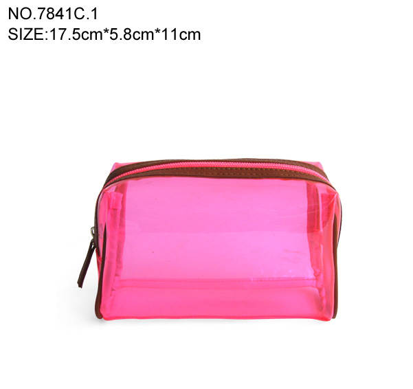 PVC Casual Cosmetic Bag