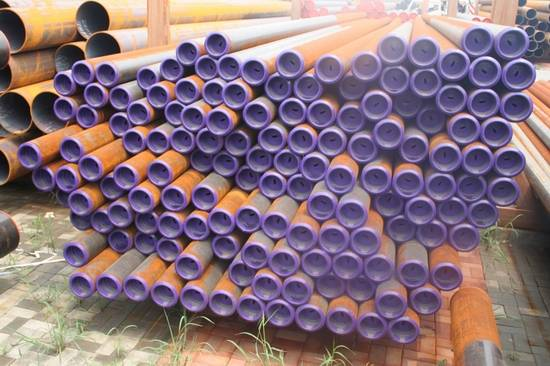 oil well drill pipe