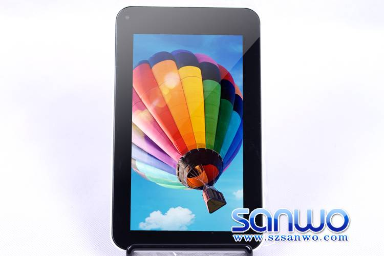All winner A20 tablet pc with dual core tablet pc 7 inch