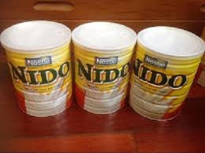 Nestle Nido Red cap/lid / Nido plus 1 (+1)