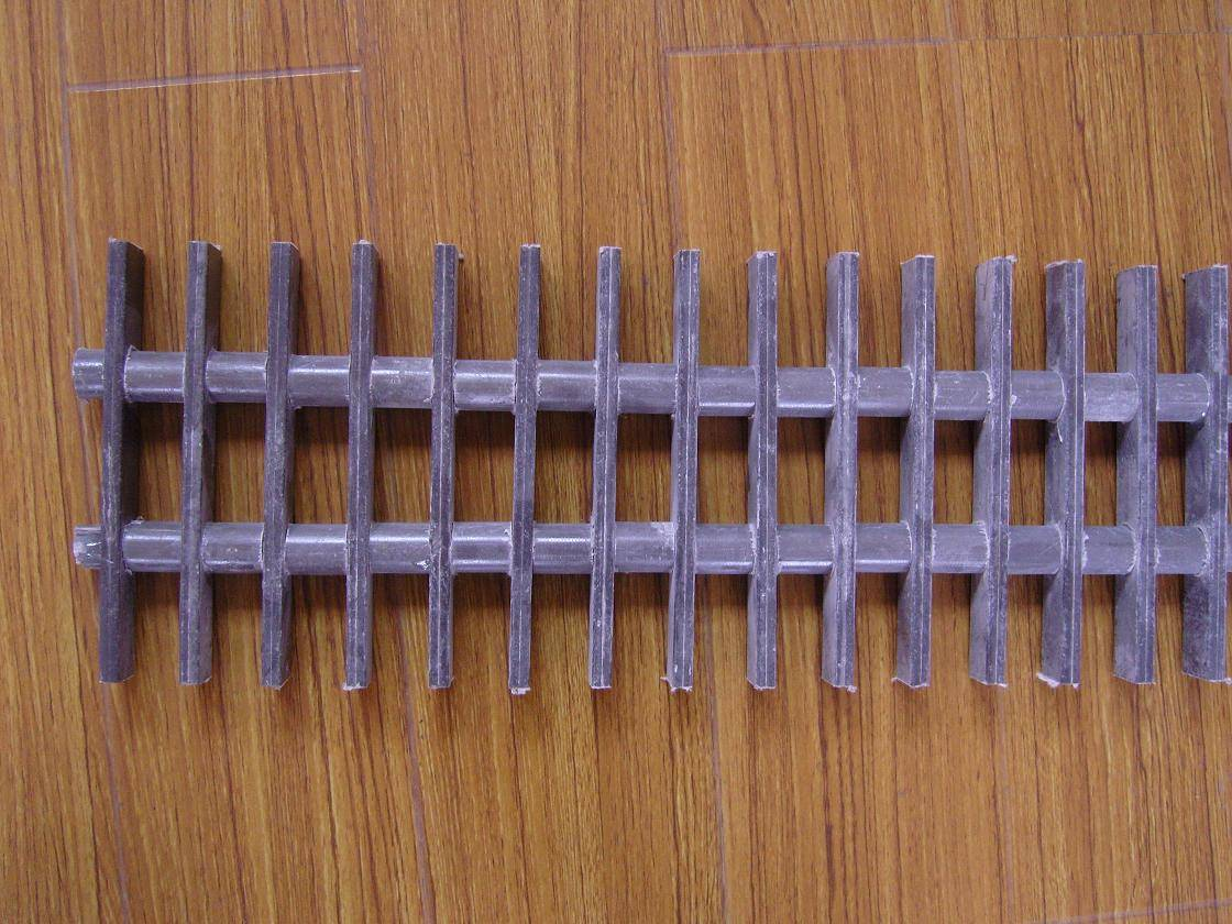 Test passed fiberglass pultruded grp frp grating