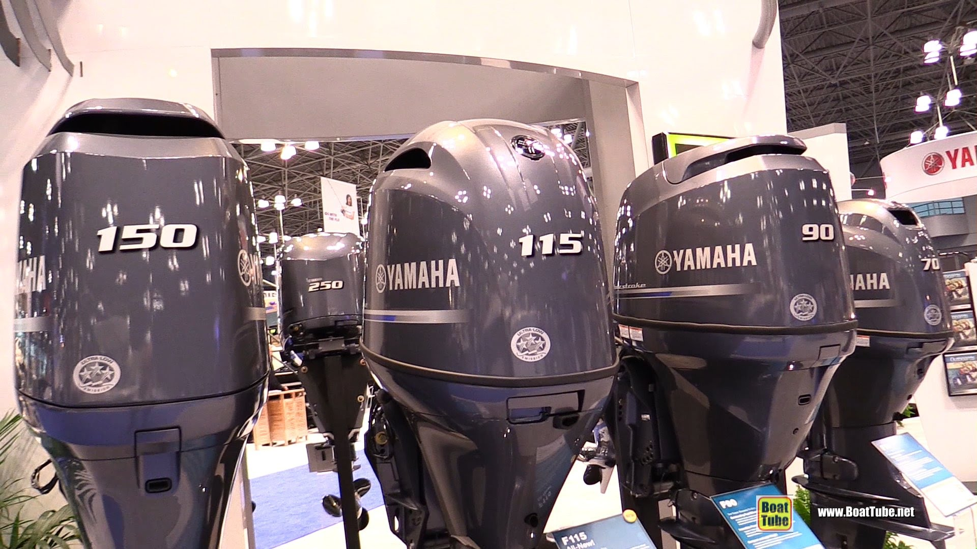 Yamaha 115hp Outboard Engine for Sale