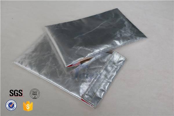 $6 Money Cash Fire Safe Pouch Fireproof Document Bags