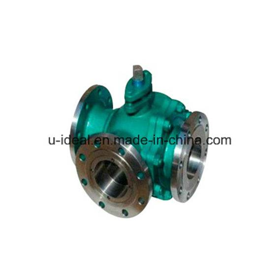 T52 T-Type Three-Way Ball Valve