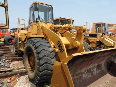 Caterpillar Wheel Loader 950E