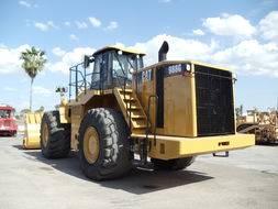 Used CAT 988G Wheel Loader