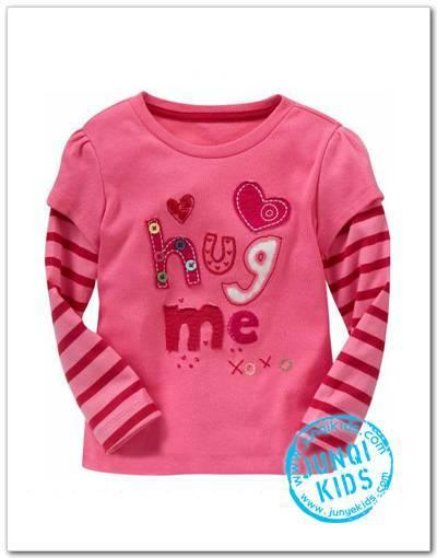 girls tshirt (g07t0102)