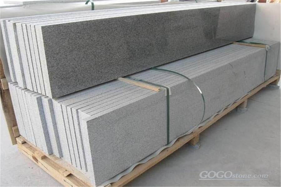 G601 Granite Slab & Tile, China Grey Granite