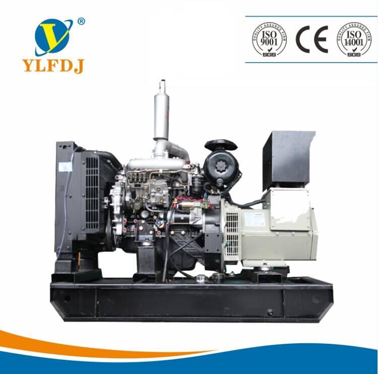 30kw isuzu diesel engine generator