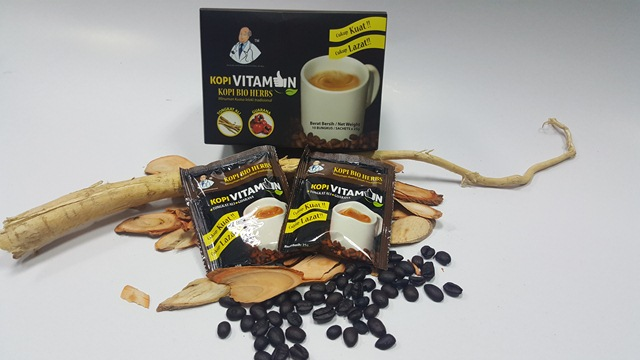 Coffee Bio Herbs/Kopi Vitamin