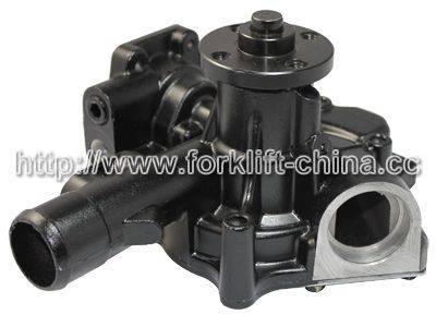 YM129900-42050 Forklift Water Pump For KOMATSU