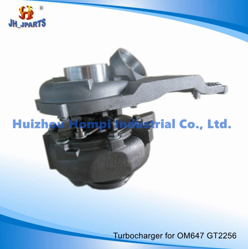 Truck Parts Turbocharger for Mercedes-Benz/Chrysler/Dodge Om647 Gt2256 6470900280