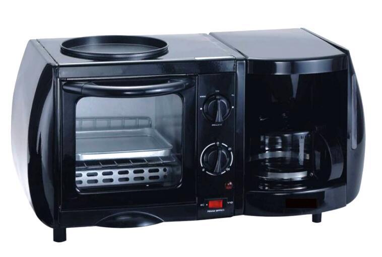 500W 5Liter 3 in 1 breakfast maker 5 mintues finish cook