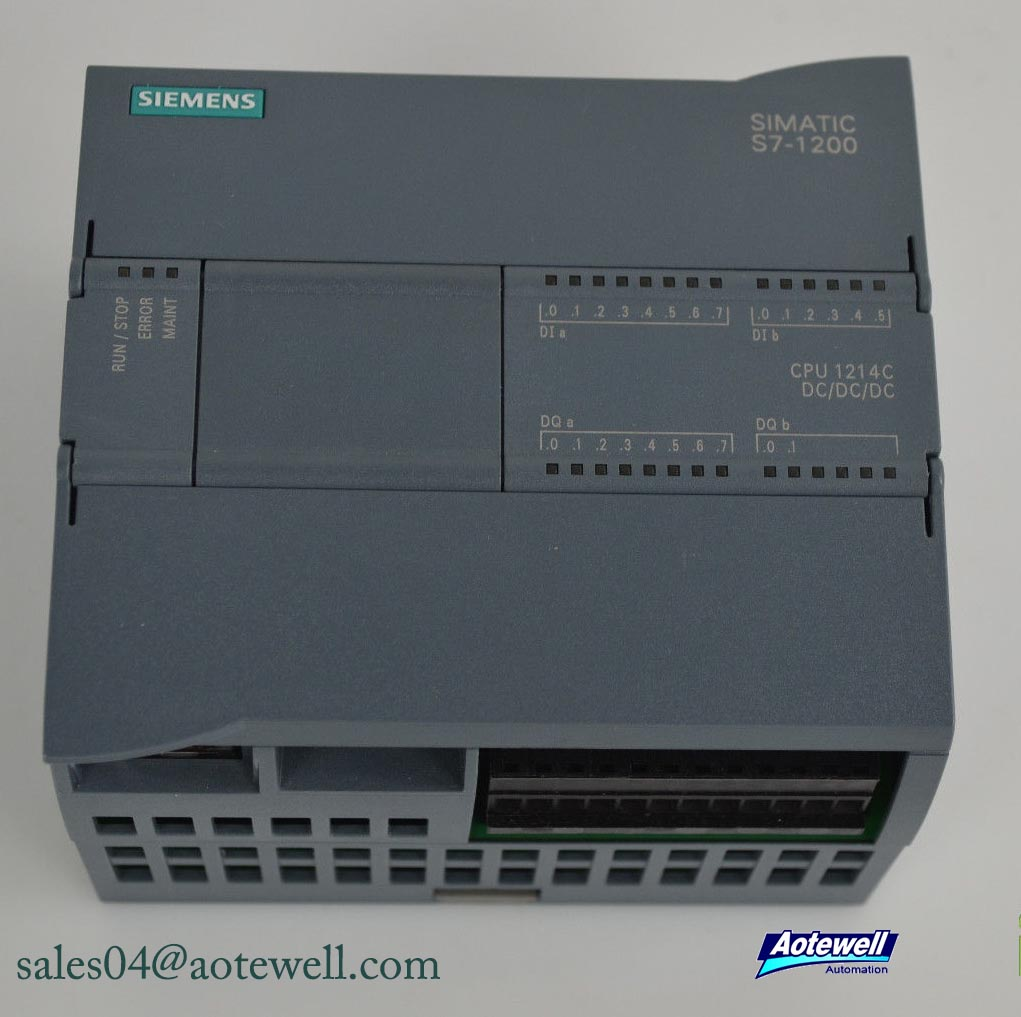 Siemens S7-1200 PLC Programmable Logic Controller