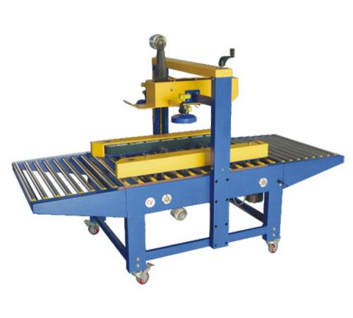 FJ-6050S Left-right driving carton sealer