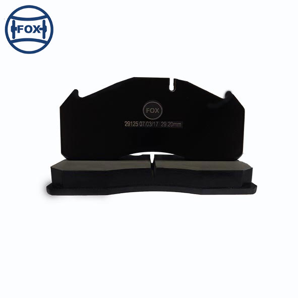 FOX brake pad for VOLVO FH truck 29125