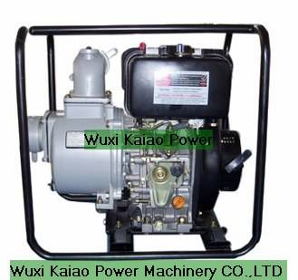 "Water Pump driven by diesel engine 2"""