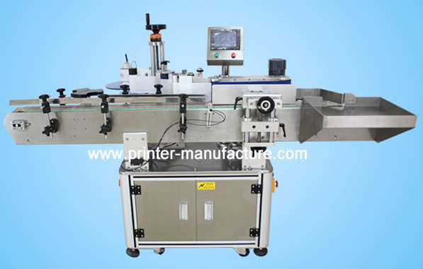 Automatic Bottles Labeling Machine