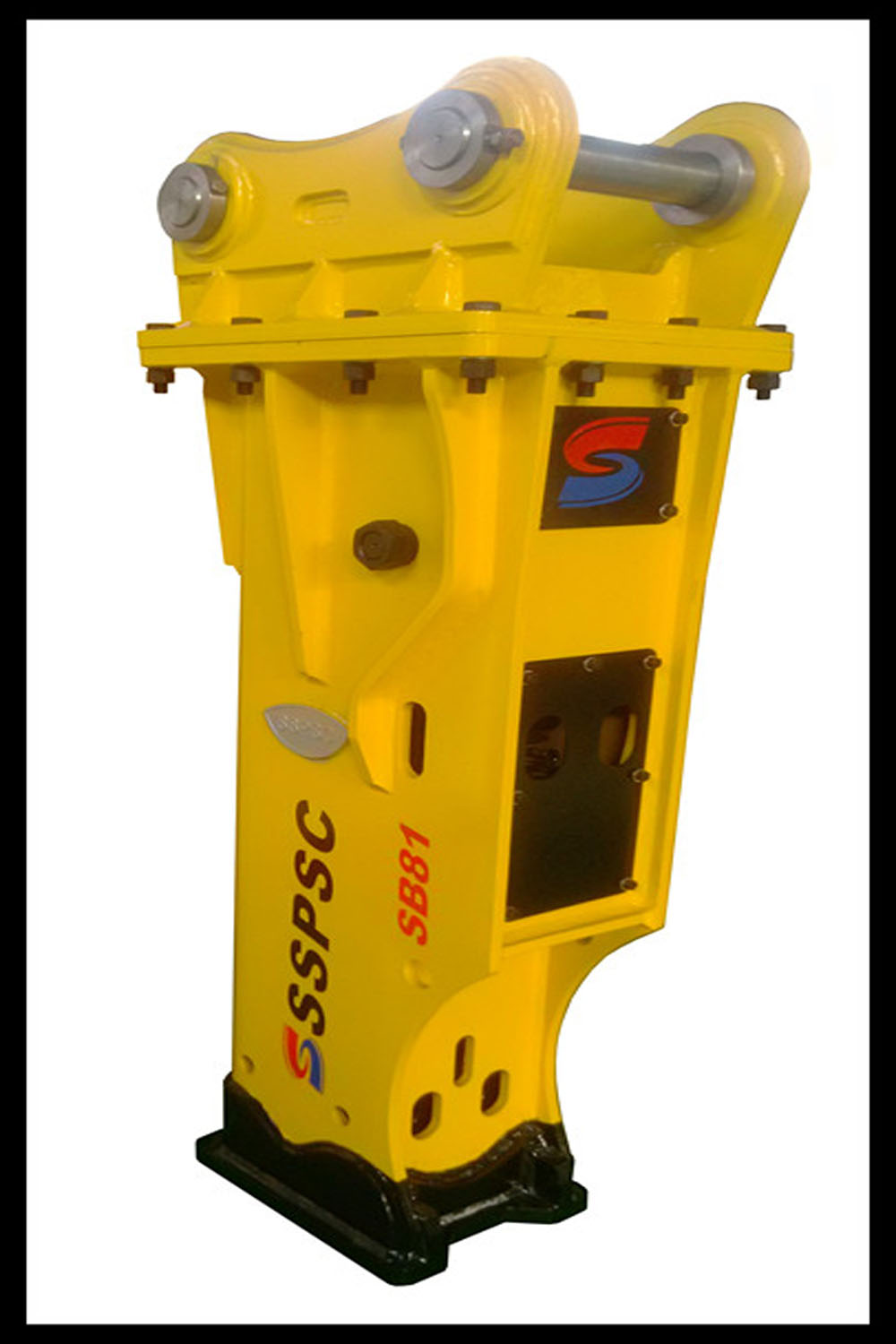 box type hydraulic breaker hammer for excavator