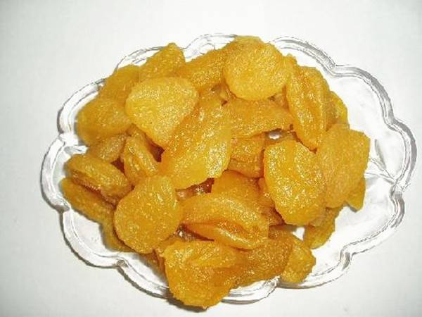 Supply yellow dried peach with sugar, exporting for years , made in China