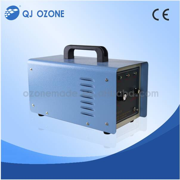 2016 3g 5g newest healthy portable ozone generator for cleaning vegetables and fruits