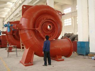 Francis/Mixed flow type turbine