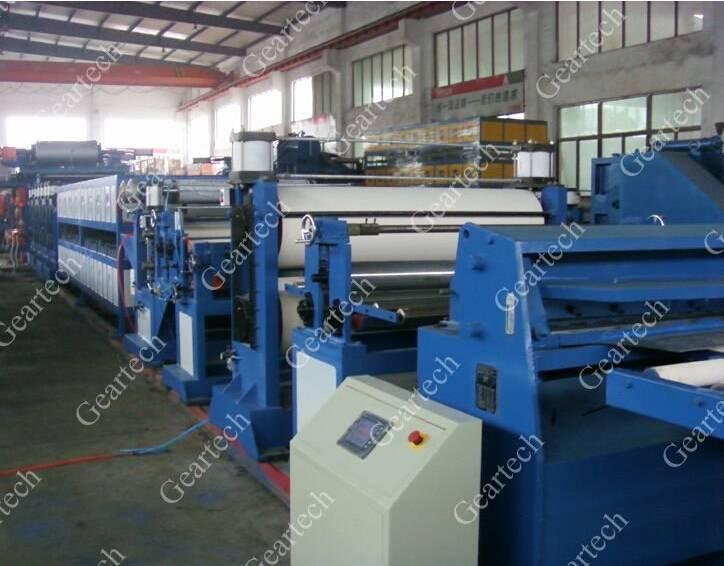 Aluminum composite panel production line Manufacturing