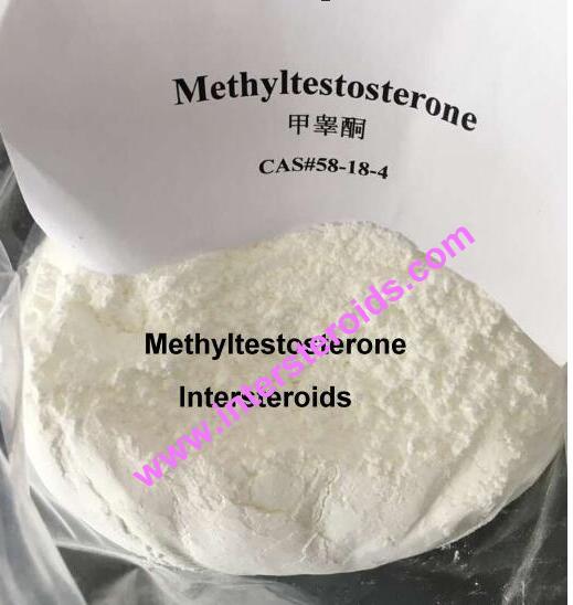 Methyltestosterone CAS: 58-18-4