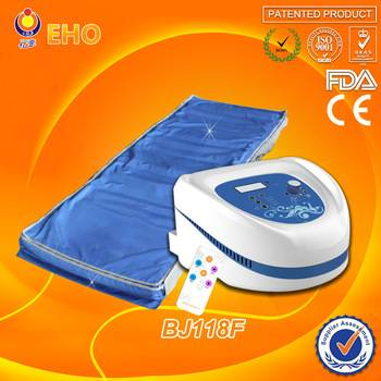 carbon fiber material pressotherapy infrared massage cushion