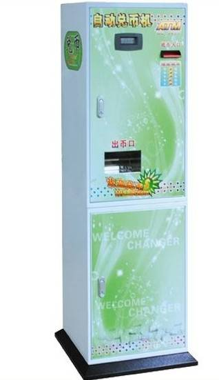 coins and tokens vending machine, coin dispenser