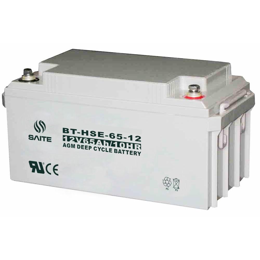 Deep Cycle Battery 12V65Ah